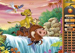 Juego: Números Ocultos - Jugar Juegos Gratis Infantiles de Disney Junior