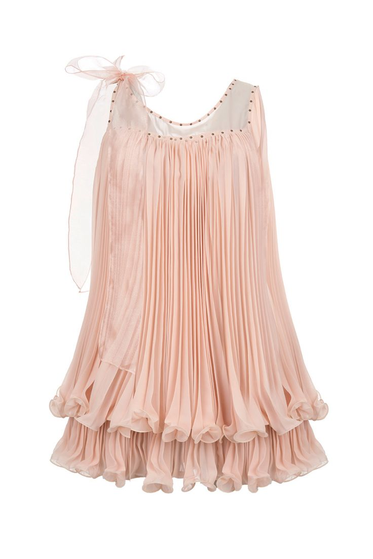 robe charleston et organza rose poudre - Robe Charleston Mariage