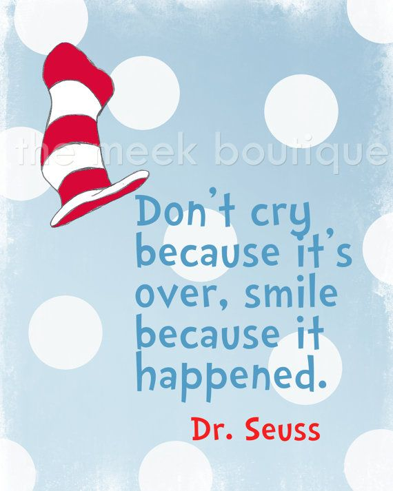 Should I order this?  Dr Seuss Quote Printable Digital Art by themeekboutique on Etsy, $5.00