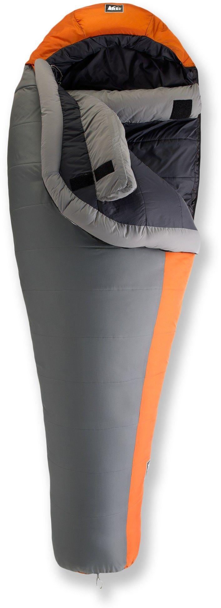 REI Polar Pod +10 Sleeping Bag, bargain warmth for the kids