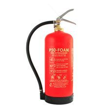 Service Free 6ltr Foam Fire Extinguisher (Britannia P50)