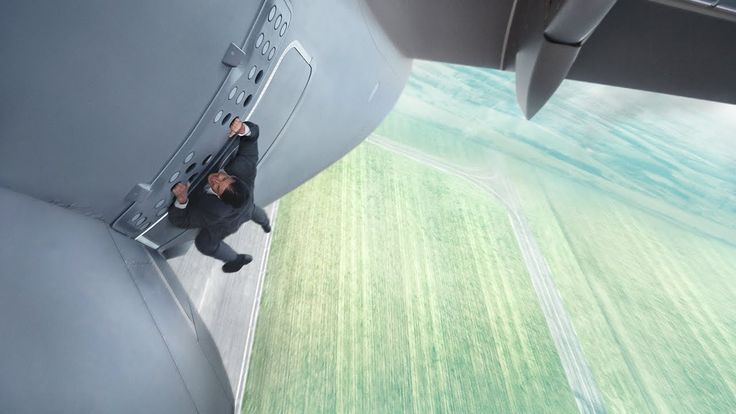 Mission Impossible : Rogue Nation -trailer #MI5