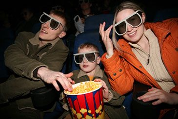 Family Movie Night: What's better than cuddling up with your kids, a blanket, and a bowl of snacks for a family movie night?    http://fun.familyeducation.com/slideshow/indoor-games/61356.html#ixzz1u3aX1HvD