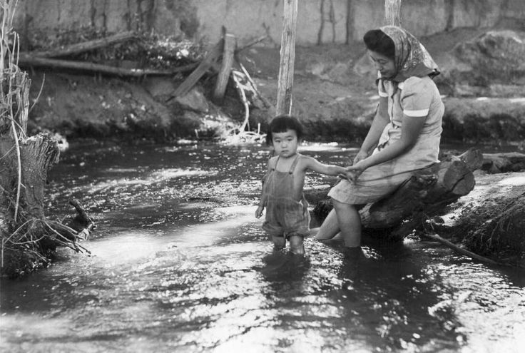 Vintage Photos: Dorothea Lange - Japanese Internment