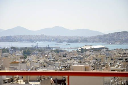 Check out this awesome listing on Airbnb: SEAVIEW STUDIO with 100sqmt terrace in Notios Tomeas Athinon