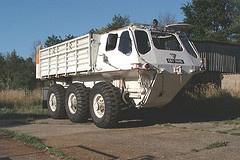 AUTO_Alvis_Stalwart Amphibious Vehicle  AZHAR