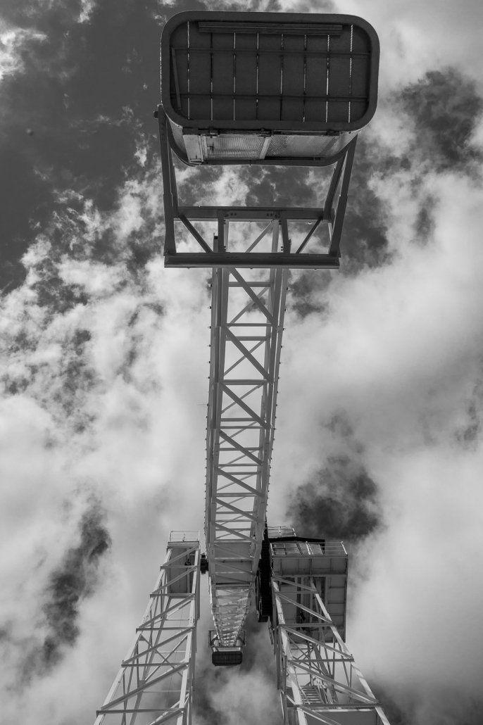 Talaia Watchtower Street Photo Photo Watch Tower