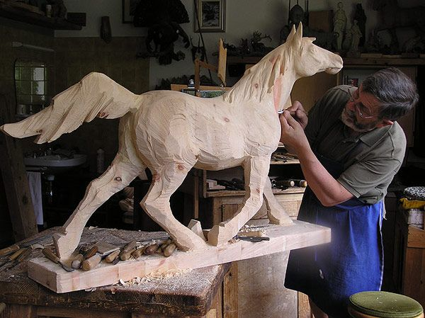 Top Best 400+ Horse sculpture images on Pinterest | Horse, Equine art  VG45