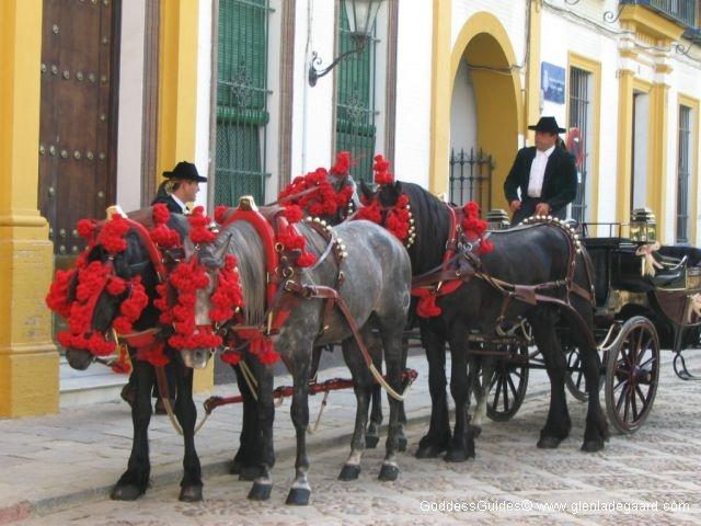 Wedding in Seville, Spain.  www.glenladegaard.com
