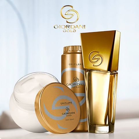 #GiordaniGold Set only from Oriflame Cosmetics. Ask us for a catalogue