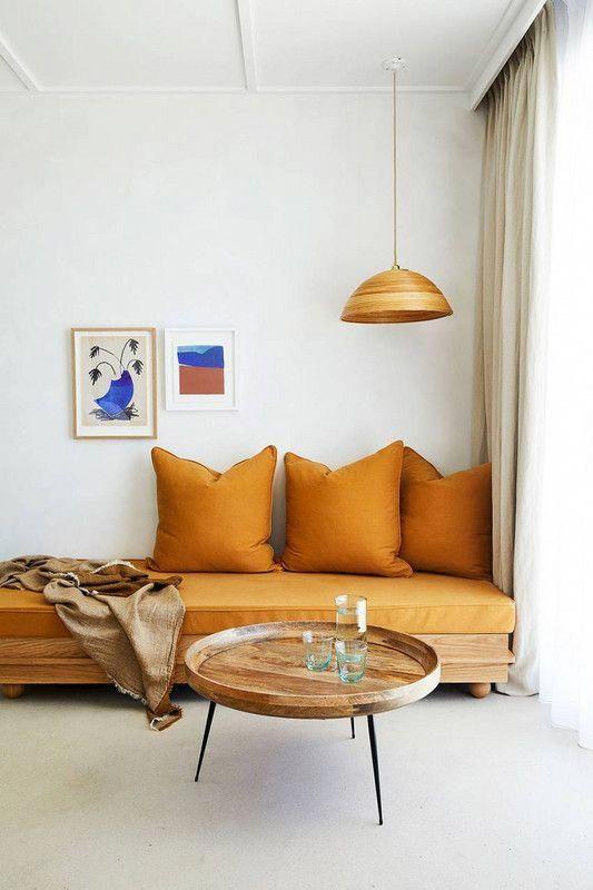 mediterranean inspired living room rust bold blue color palette rh pinterest com