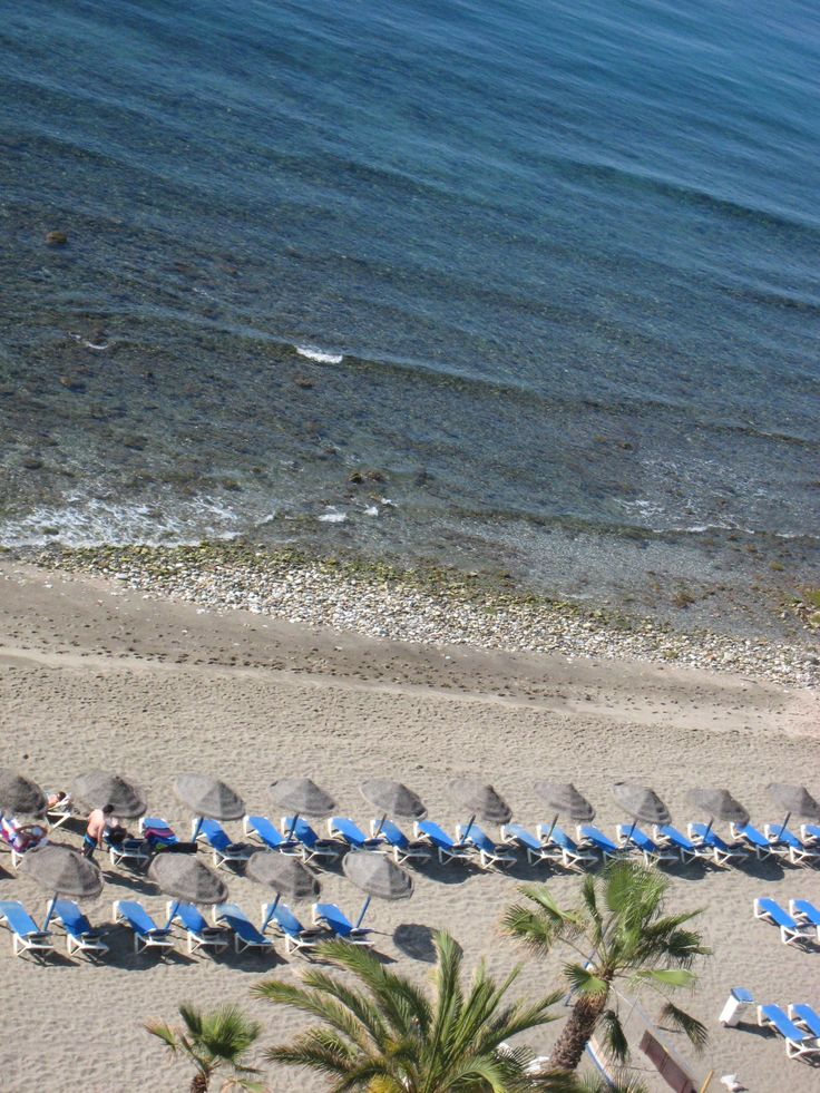 Costa del Sol - tényleg mindig süt a nap :) Tengerpart, tengerpart, tengerpart .)