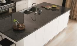 Formica 180fx Ferro Graphite in My Dream Kitchen : Inspiration Gallery