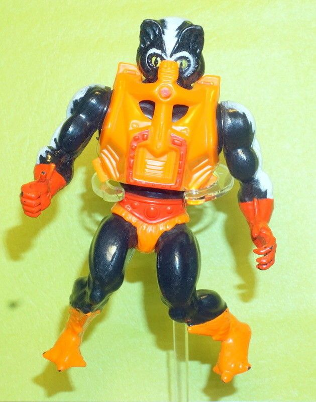 Roboto Hand Piece Great Shape Vintage Weapon//Accessory  He-Man MOTU