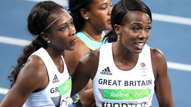British sisters Cindy Ofili and Tiffany Porter miss out on Olympic 100m hurdles…