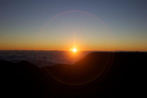 Haleakalā sunrise in Maui