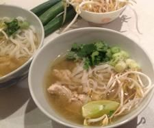 Vietnamese Chicken Noodle Soup Thermomix