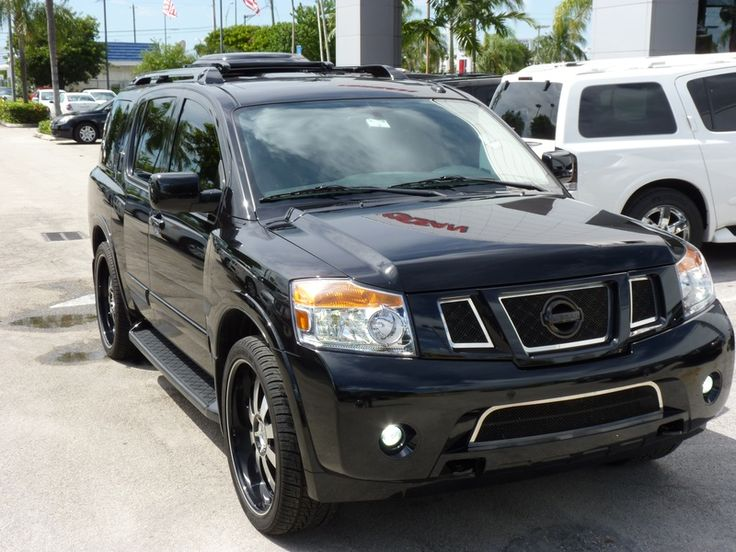 49 Best Images About Nissan Armada On Pinterest The Bug Cars And Wheels