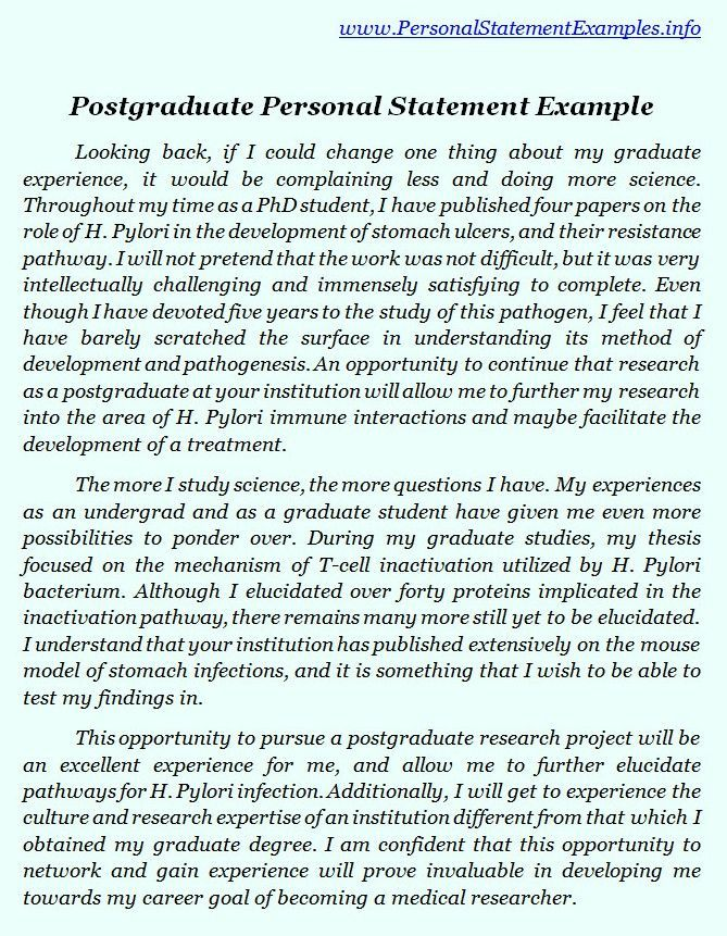 Top Personal Statement Writers Site For Phd - Submission specialist
