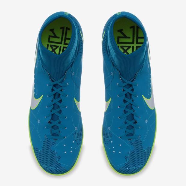 Chuteira Nike MercurialX Victory VI DF Neymar Society   Nike