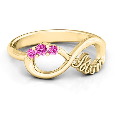 Pictures Of Mothers Day Rings