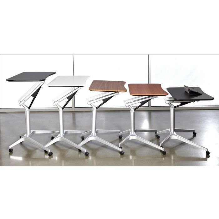Jesper Height-Adjustable Laptop Table