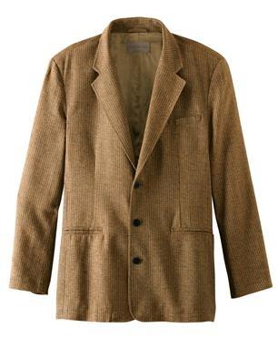 All-seasons Silk Sport Coat -  Regular Sizes