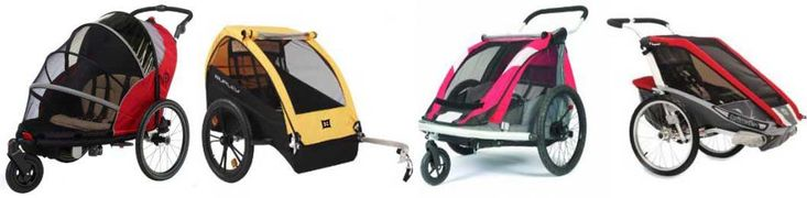 The 5 Best Baby Bike Trailers