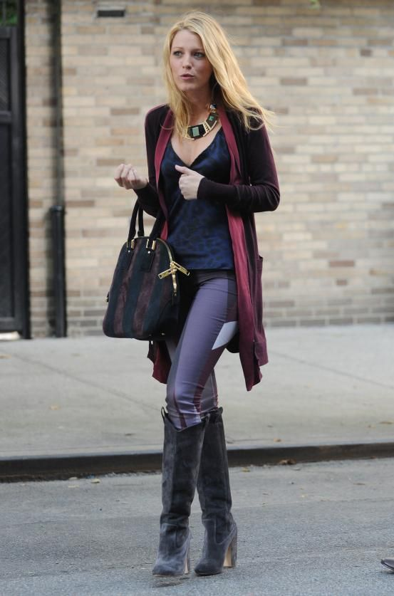Gossip Girl: les tenues qu'on adore                                                                                                                                                                                 Plus