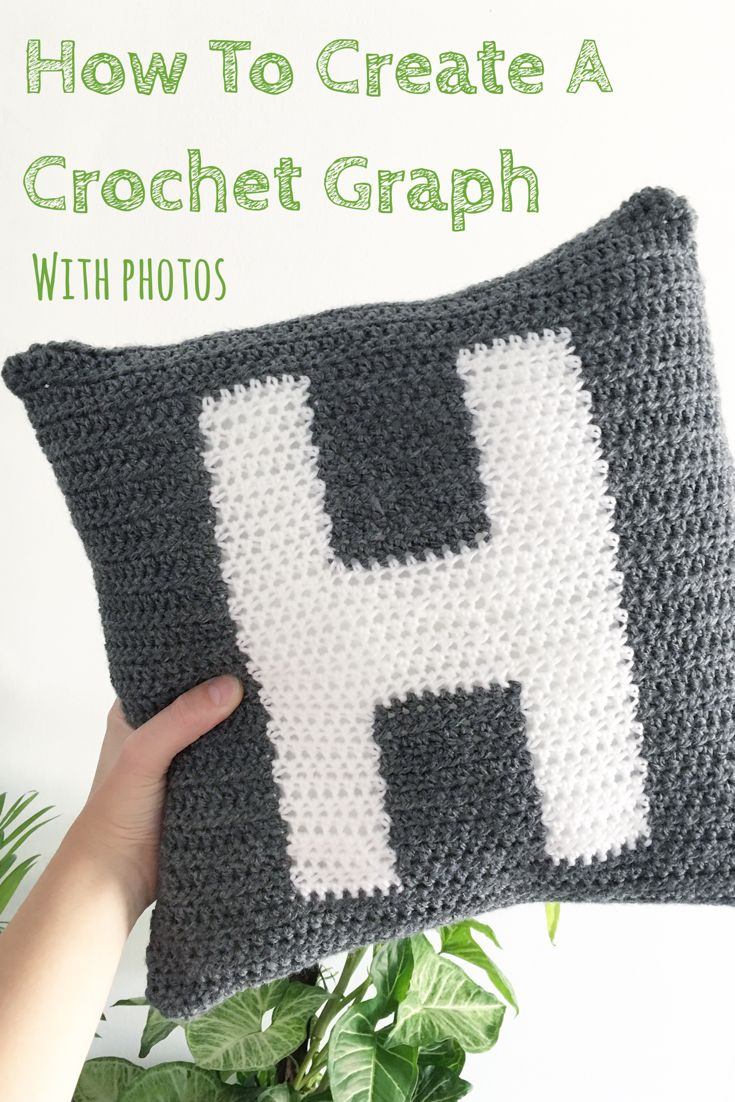 Learn to Create A Crochet Graph Using Stitch Fiddle #crochet #crochettutorial #crochetgraph #graphgan