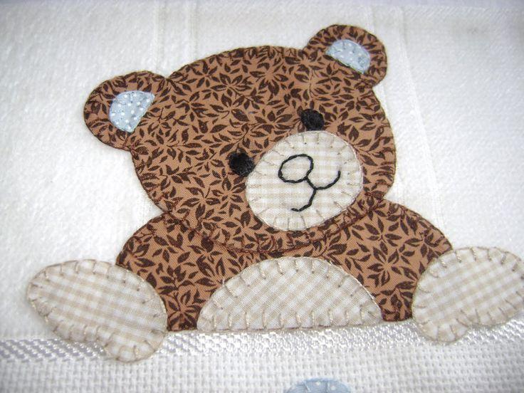 moldes de ursinhos para patchwork 1                                                                                                                                                                                 Mais