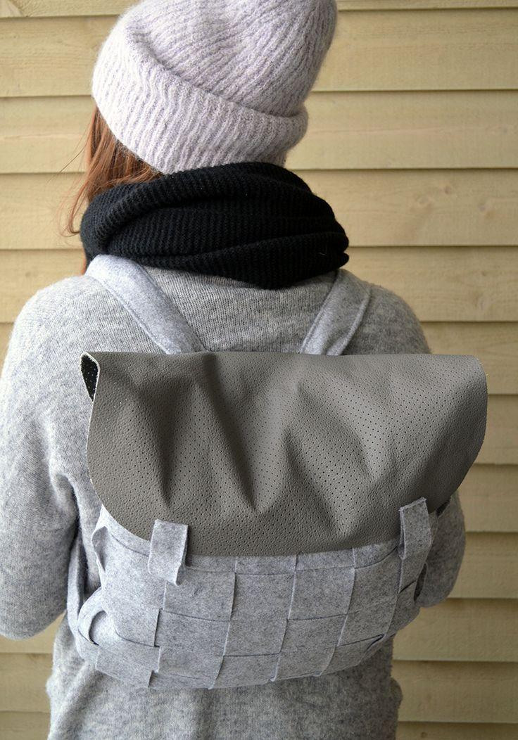 Projektila: DIY backbag