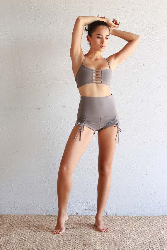 Womens Shorts Yoga Shorts Hot Pants Yoga Clothing