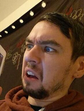 This is the face I make when someone says they don't like Jacksepticeye