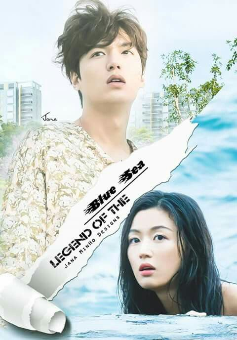 Nonton The Legend of the Blue Sea Episode 1 Streaming