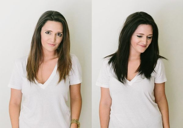 The $15 Hair Makeover #theeverygirl - L'oreal Mousse Absolue