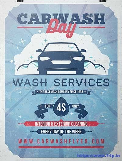 90 best Print Templates images on Pinterest Print templates - car wash flyer template