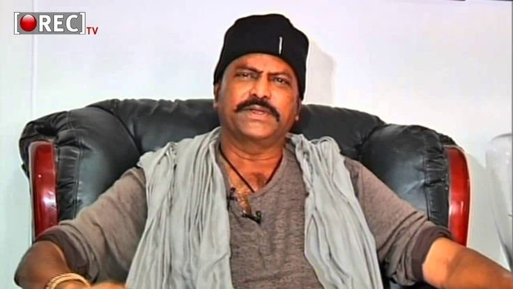 TOLLYWOOD ACTOR MOHAN BABU ABOUT LATE DIRECTOR BAPU