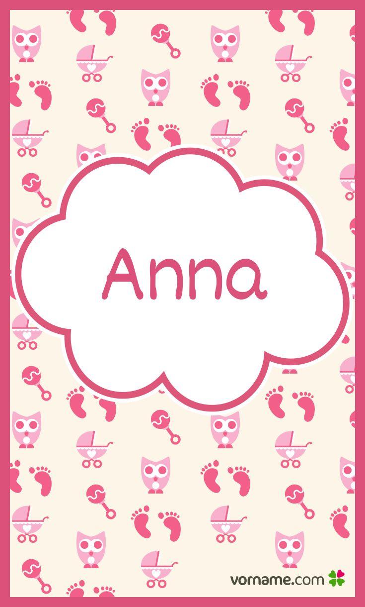 Du findest, Anna ist eine schöner Name für Dein Baby? Dann finde seine Bedeutung und Herkunft heraus, wann sein Namenstag ist und vieles mehr. Alle Infos zum Namen Anna!