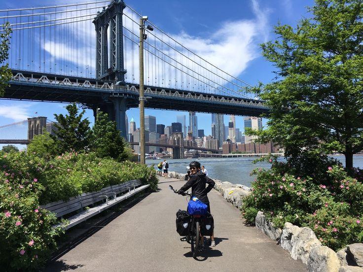 Dumbo Park, Brooklyn. NY