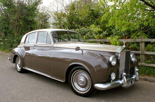 1959 Rolls Royce Silver Cloud I - Silverstone Auctions