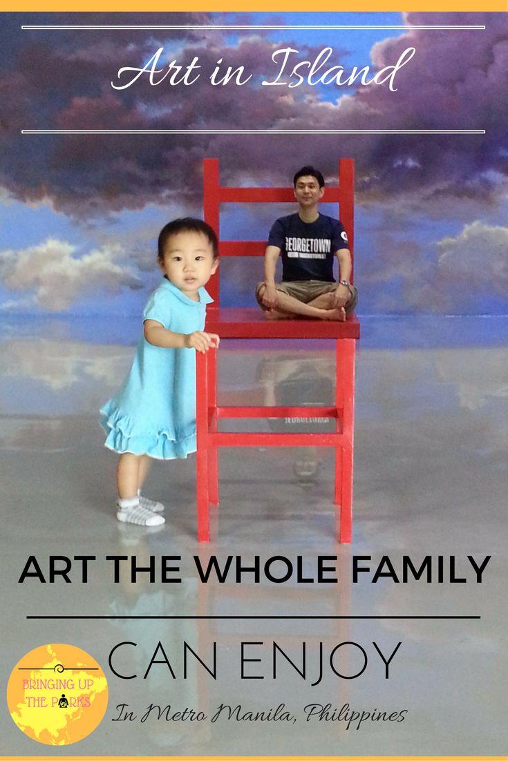 ART IN ISLAND | Philippines for Kids | Travel Philippines | Art Museum |
