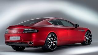 about aston martin rapide