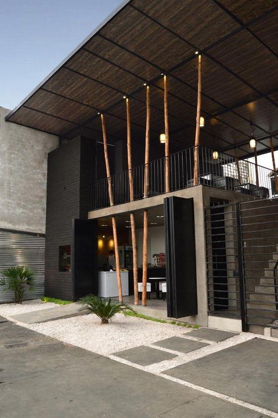 Restaurante Don Shawarma / Natura Futura Arquitectura                                                                                                                                                                                 More