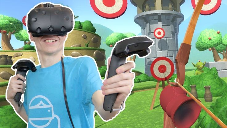 #VR #VRGames #Drone #Gaming VIRTUAL BOW AND ARROW GAME! | Bowslinger: Virtual Reality Archery (HTC Vive Gameplay) Bow and Arrow, Bowslinger HTC Vive, htc vive, HTC Vive Archery Game, htc vive gameplay, Nathie, Nathie VR, Nathie944, Robin Hood, virtual reality, VR Game, vr videos #BowAndArrow #BowslingerHTCVive #HtcVive #HTCViveArcheryGame #HtcViveGameplay #Nathie #NathieVR #Nathie944 #RobinHood #VirtualReality #VRGame #VrVideos http://bit.ly/2jDEhhp
