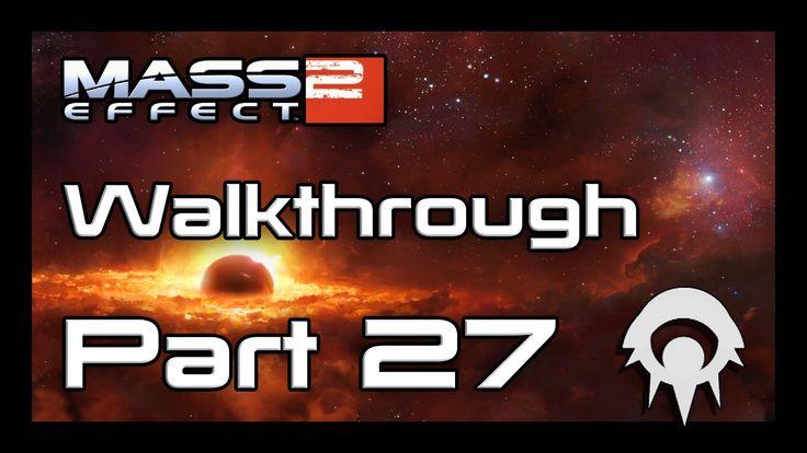 Mass Effect 2 Walkthrough - Part 27 - Legion: A House Divided