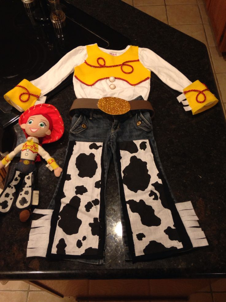 Jessie from Toy Story costume                                                                                                                                                     More