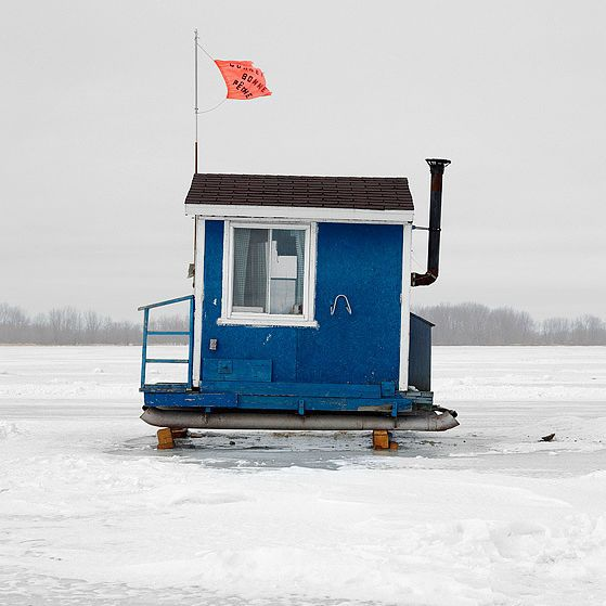 25 Unique Ice Fishing Shelters Ideas On Pinterest Ice