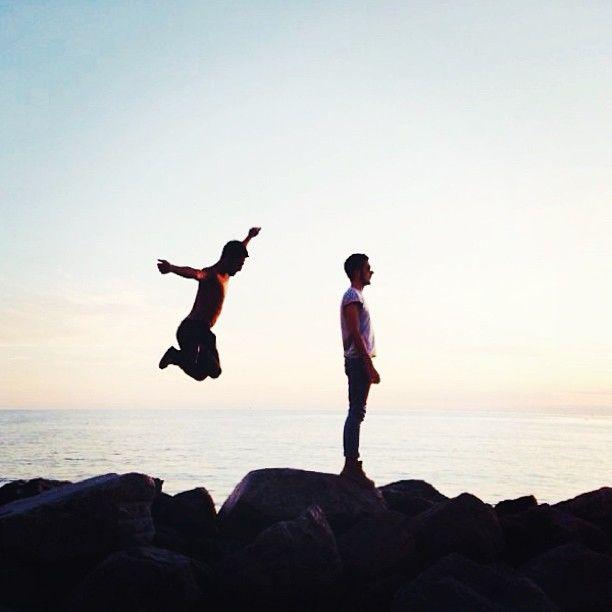 BAGNANTI / BATHERS   |   #my_marina eBook   |   Photo courtesy of @mighele_ [http://instagram.com/mighele_]