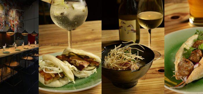 Opio la nueva comida callejera asiática llega a Palermo